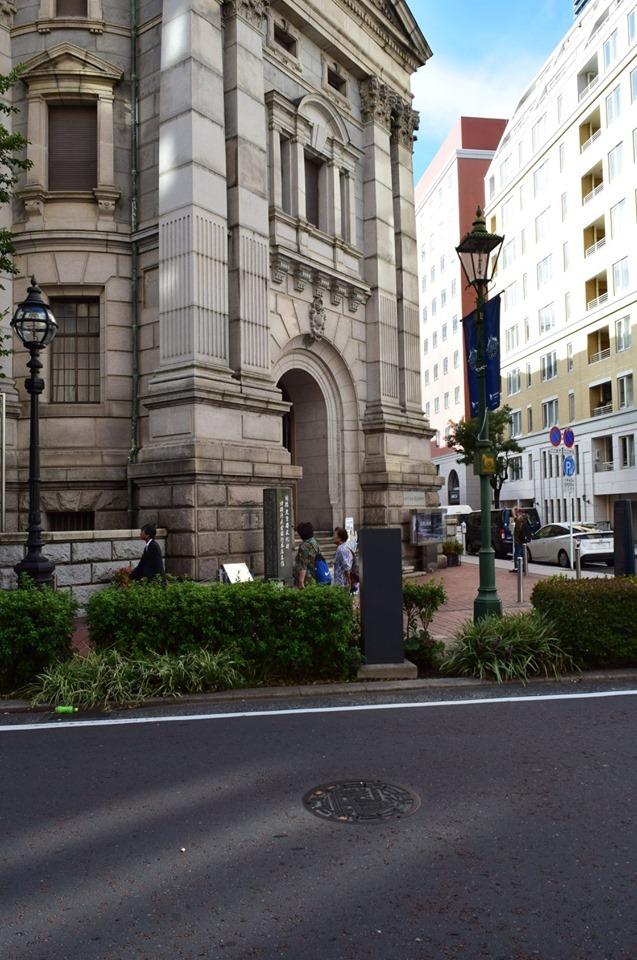 横浜市中区の旧横浜正金銀行本店(明治モダン建築探訪)_f0142606_10024240.jpg