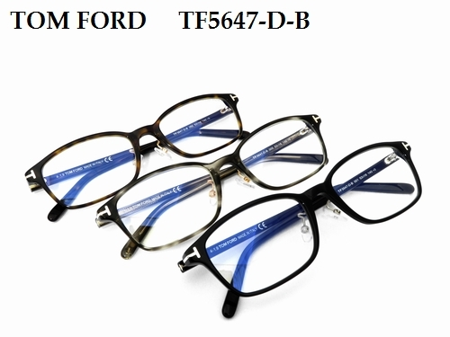 【TOM FORD】\'19日本企画限定モデルを入荷しました①_d0089508_18334255.jpg