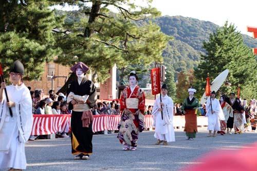 時代祭り _e0048413_21433536.jpg