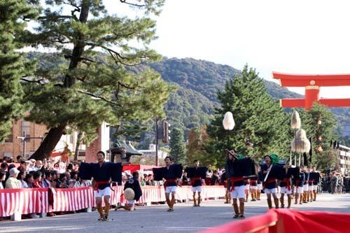 時代祭り _e0048413_21435431.jpg