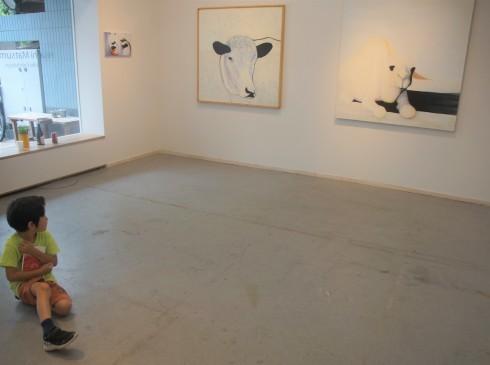 Hisahi Matsumoto個展 私が遠のいていく/REGRESSION@art studio & art space_f0006713_07315657.jpg