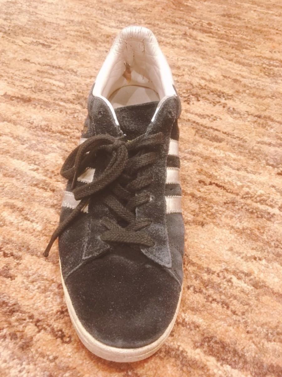 スニーカーを直して磨く_f0283816_17575448.jpg