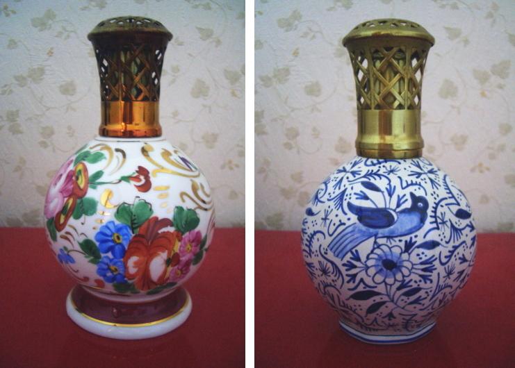 素敵な芳香用ランプ…ランプベルジェ_a0389018_09072235.jpg