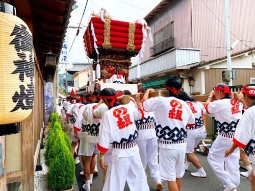 今年も吉野山の秋祭りが行われました!_e0154524_16105583.jpg