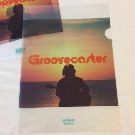 ニューアルバム『Groovecaster』発売スケジュール_f0181924_22540458.jpeg
