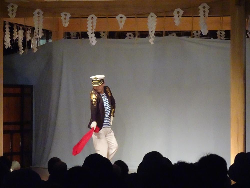 昔ながらの演芸会_c0111229_19262188.jpg