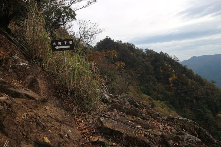 静かな山歩き(大障子岩&池の原展望所)_e0272335_20174988.jpg