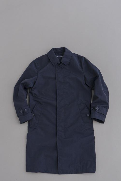 COMME des GARCONS HOMME Nylon Weather Garment Dye Coat_d0120442_1750924.jpg