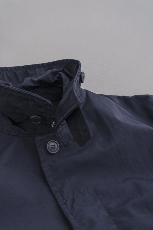 COMME des GARCONS HOMME Nylon Weather Garment Dye Coat_d0120442_17584731.jpg