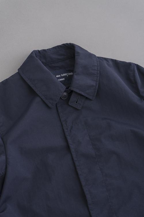 COMME des GARCONS HOMME Nylon Weather Garment Dye Coat_d0120442_1758479.jpg