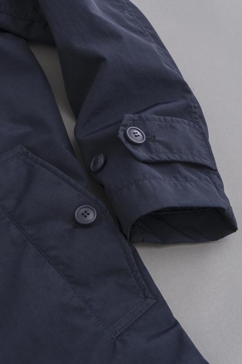 COMME des GARCONS HOMME Nylon Weather Garment Dye Coat_d0120442_17584854.jpg