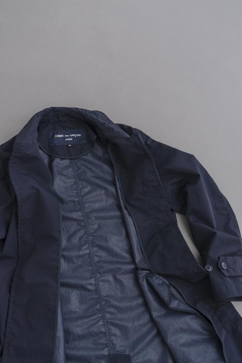 COMME des GARCONS HOMME Nylon Weather Garment Dye Coat_d0120442_1758575.jpg