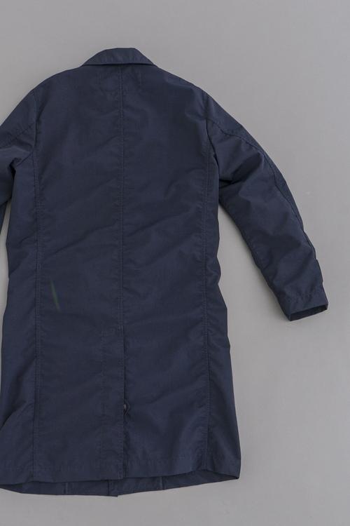 COMME des GARCONS HOMME Nylon Weather Garment Dye Coat_d0120442_1759167.jpg