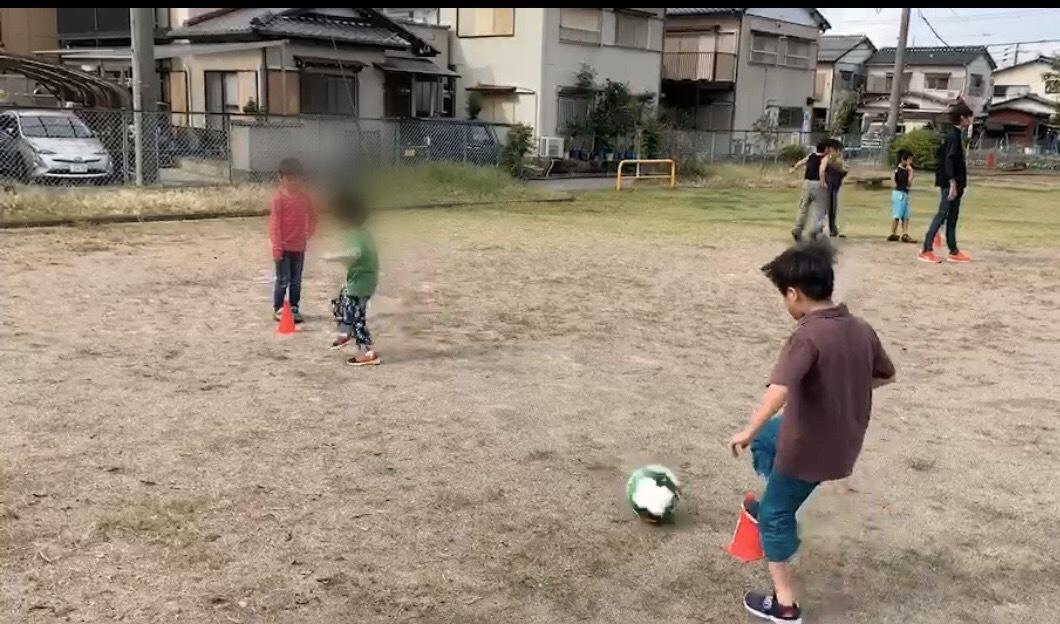 スポーツクラブ  本日⚽️です_f0065444_13320439.jpeg