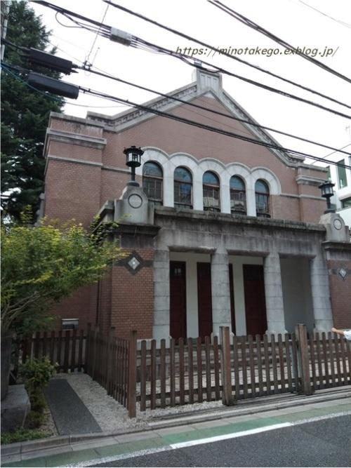 東京文化財ウィーク2019 求道会館 _e0343145_00592796.jpg