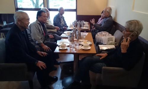 徳島県美馬市で科学映像館支援者と歓談_b0115553_14510991.jpg