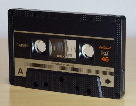 「stereo」誌付録 maxell UD60FM_f0232256_14152173.jpg