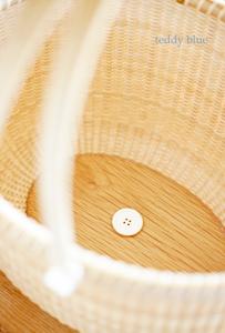 Nantucket sewing basket  ナンタケット ソーイングバスケット_e0253364_16453894.jpg