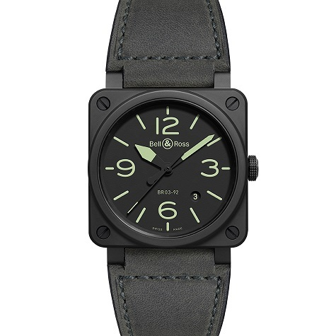 Bell&Ross 「BR03-92 NIGHTLUM」_b0327972_13483813.jpg