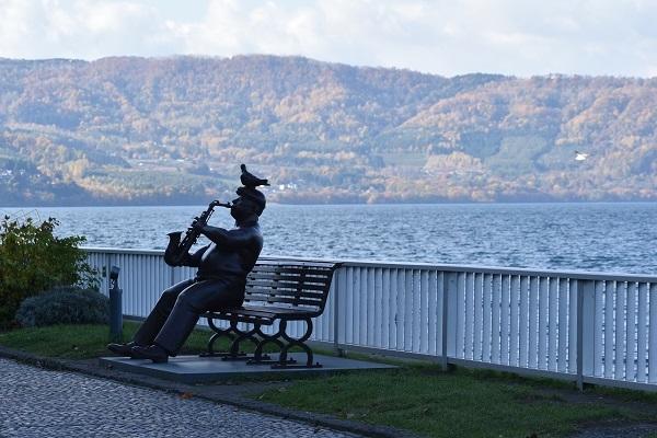 街角美術館  洞爺湖彫刻公園(後半)に行きました。_f0362073_08562084.jpg