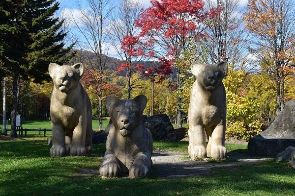街角美術館  洞爺湖彫刻公園(後半)に行きました。_f0362073_08592150.jpg