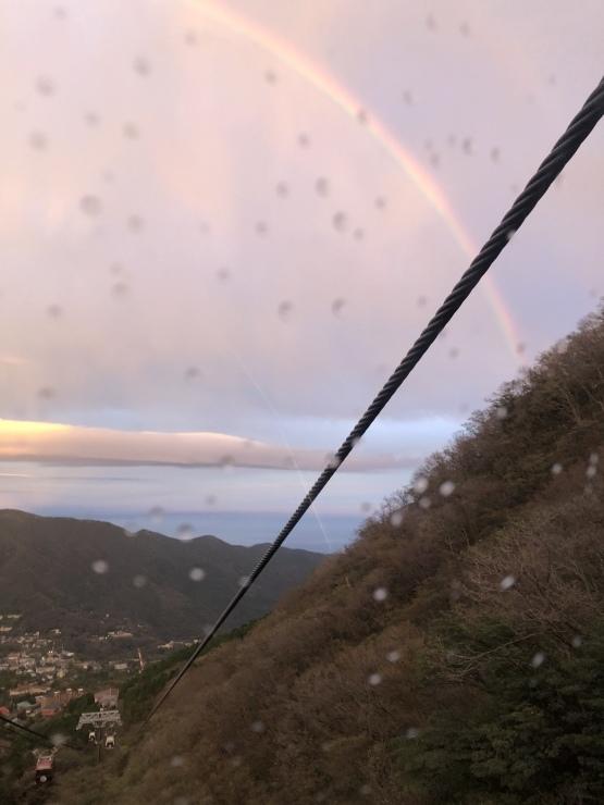 2019年10月26日 虹を超えて_b0098584_18170631.jpeg