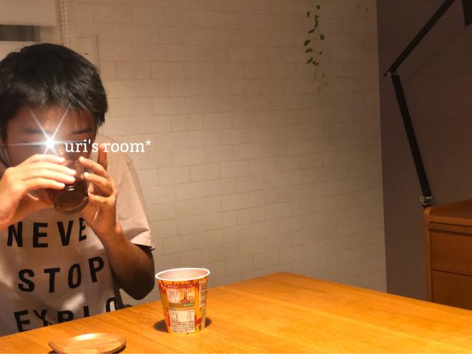 ポチレポ続き!それから…今話題の、アレを食べてみた!!_a0341288_00124645.jpg