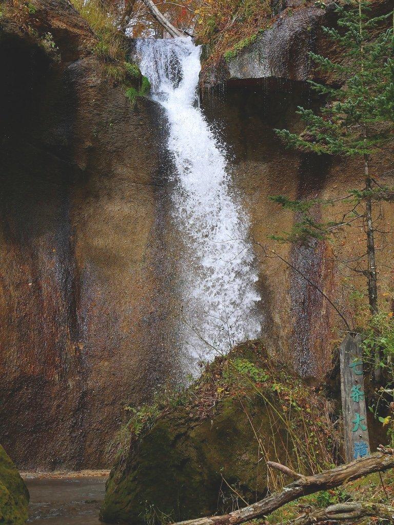 七条大滝、2019.10.24_f0138096_18073109.jpg