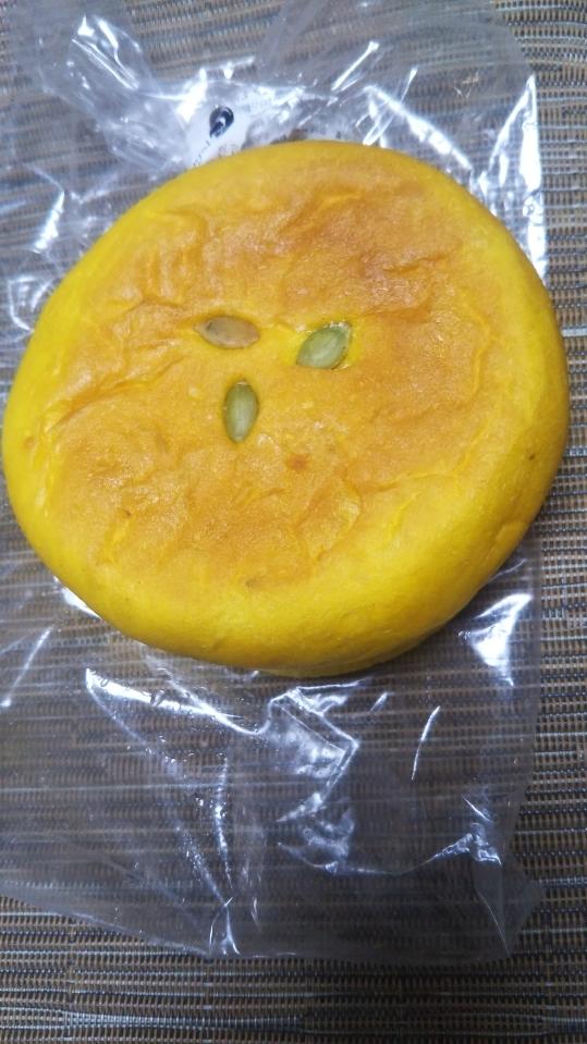 コハルベーグル かぼちゃのイングリッシュマフィン_f0076001_22311595.jpg