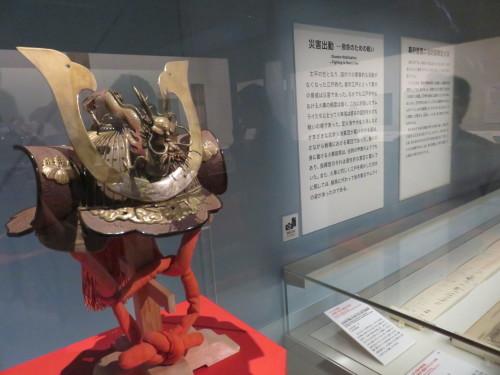 『士 サムライ -天下太平を支えた人びと-』江戸東京博物館_a0057402_09073067.jpg