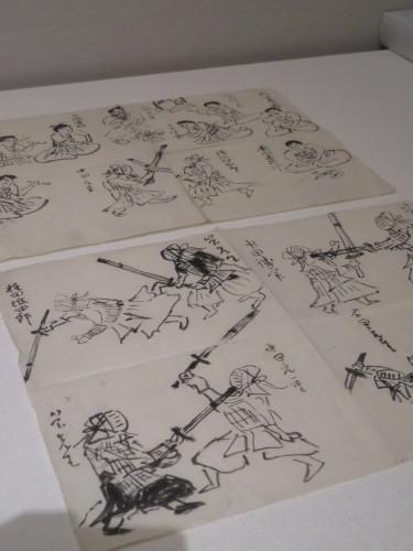 『士 サムライ -天下太平を支えた人びと-』江戸東京博物館_a0057402_18565434.jpg