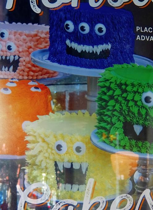 マグノリア・ベーカリーの『モンスター・ケーキ』(Monster Cake)_b0007805_03243135.jpg