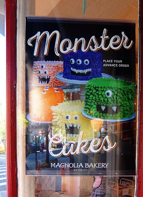 マグノリア・ベーカリーの『モンスター・ケーキ』(Monster Cake)_b0007805_03422120.jpg