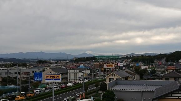 10/26 昨日の富士山_b0042308_18505454.jpg