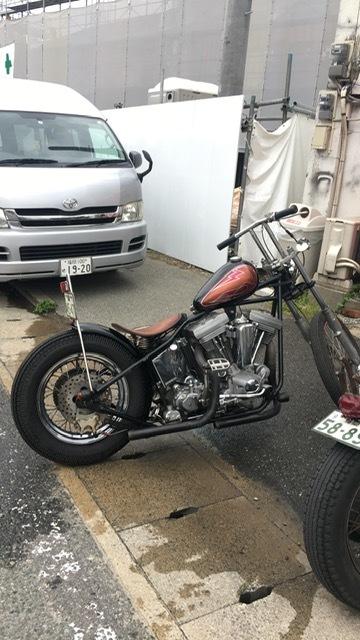 2019/10/27 バイクに気持ちの良い季節!! _a0110720_17581070.jpg