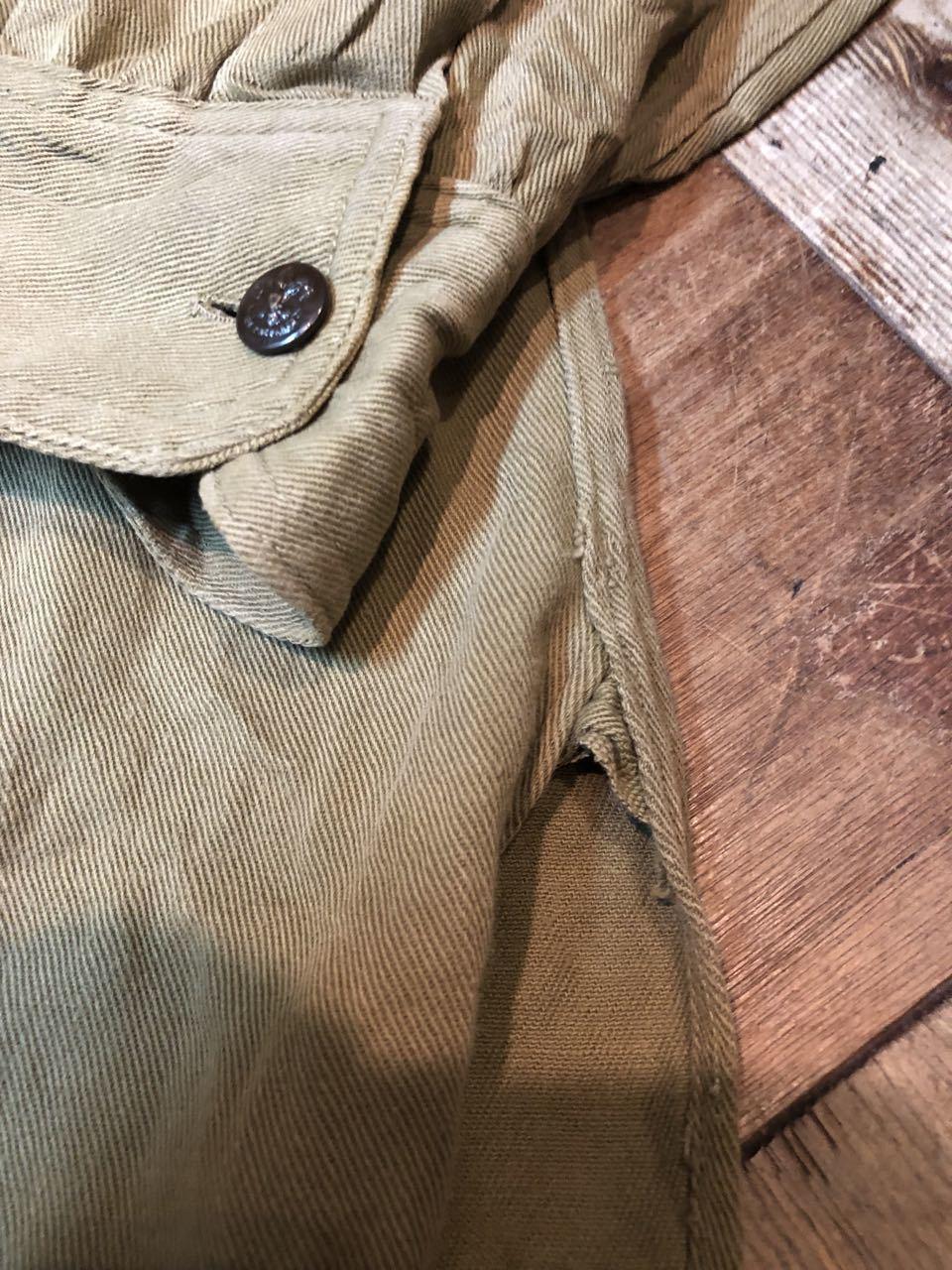10月27日(日)入荷!30s〜40s チェンジボタン、マチ付き ボーイスカウトシャツ!_c0144020_14264714.jpg