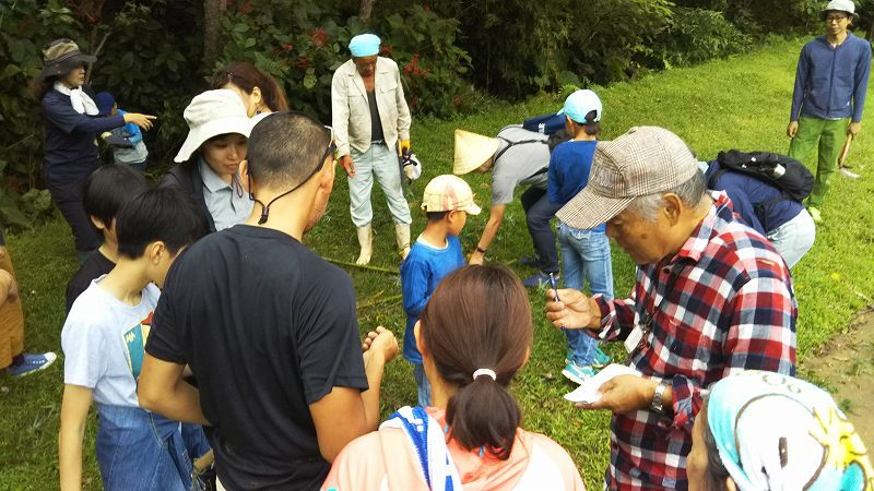 第4回 くんじゃん山学校 竹で作ろう!_f0121321_16570341.jpg