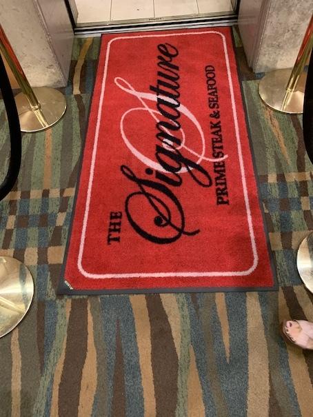 ハワイのお気に入りのステーキハウス「シグネチャー」_c0187025_08340567.jpg