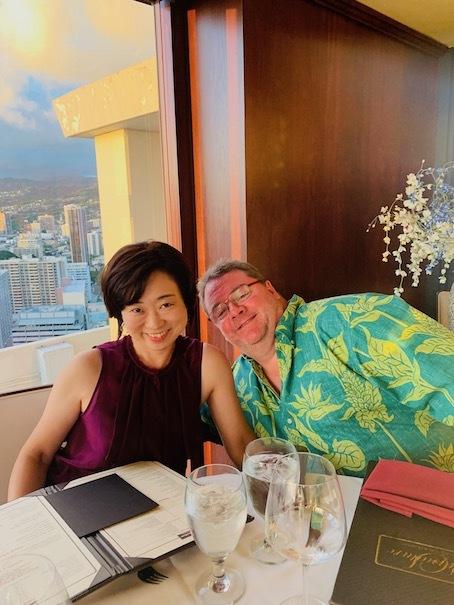 ハワイのお気に入りのステーキハウス「シグネチャー」_c0187025_08383086.jpg