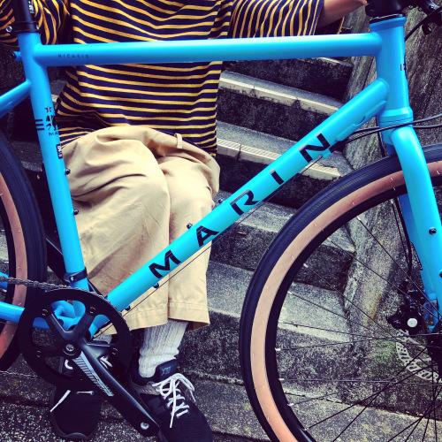 2020 MARIN 「NICASIO SE」マリン ニカシオ WTB アーバン おしゃれ自転車 オシャレ自転車 自転車女子 自転車ガール クロスバイク ツーリング_b0212032_17020327.jpeg