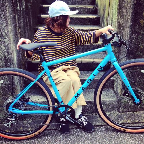 2020 MARIN 「NICASIO SE」マリン ニカシオ WTB アーバン おしゃれ自転車 オシャレ自転車 自転車女子 自転車ガール クロスバイク ツーリング_b0212032_17025393.jpeg