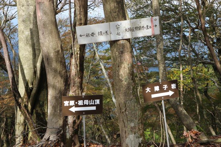静かな山歩き(大障子岩&池の原展望所)_e0272335_5115899.jpg