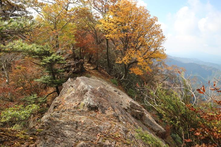 静かな山歩き(大障子岩&池の原展望所)_e0272335_527394.jpg