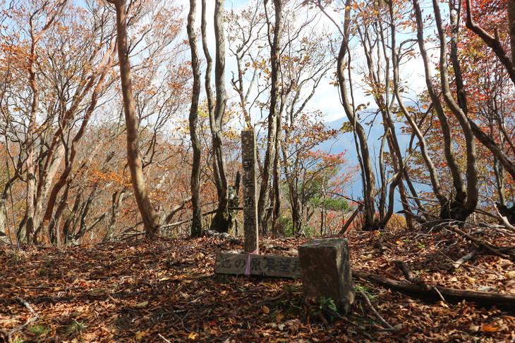 静かな山歩き(大障子岩&池の原展望所)_e0272335_5304319.jpg