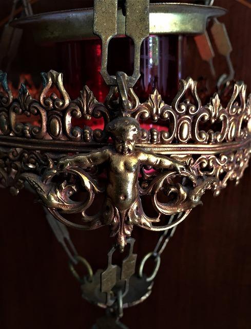 装飾メタル付き下げるキャンドルホルダー sold out!_f0112550_03515035.jpg