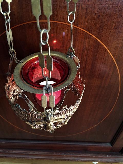装飾メタル付き下げるキャンドルホルダー sold out!_f0112550_03515081.jpg