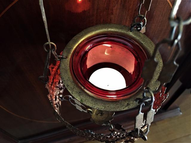 装飾メタル付き下げるキャンドルホルダー sold out!_f0112550_03522403.jpg