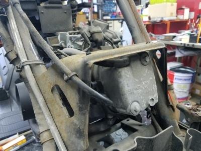 Today エンジンストップ修理_e0114857_11492439.jpg