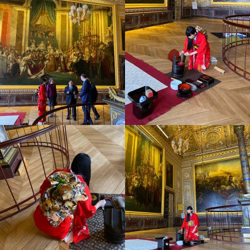 即位の礼 ベルサイユ宮殿にて_f0135666_22483743.jpeg