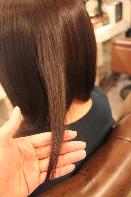 髪質改善の即効性を探ってみる。_b0210688_20090850.jpg